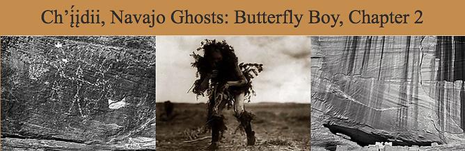 Ch'į́įdii, Navajo Ghosts