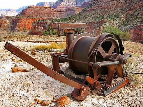Hopi Copper Mine