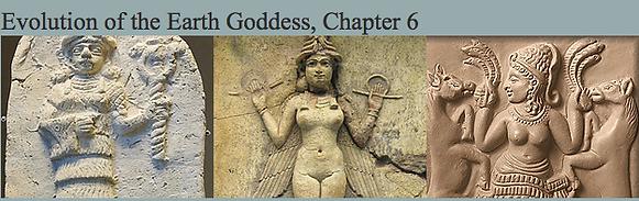 Ishtar's Evolution