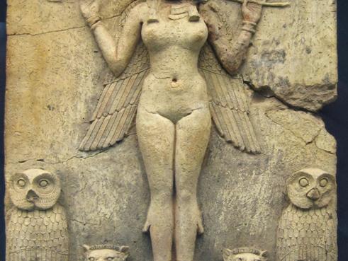Evolution of the Earth Goddess