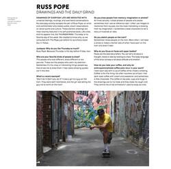 JUXTAPOZ: RUSS POPE