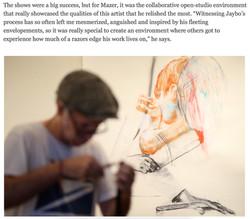 BROOKLYN STREET ART: JAYBO MONK