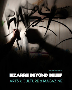 BIZARRE BEYOND BELIEF: COVER STORY