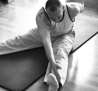 Rotational matwork exercise