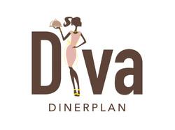 Logo Diva Dinerplan