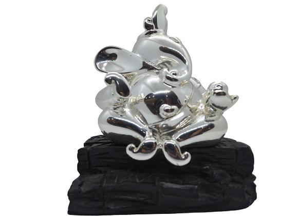 Silver Ganesh