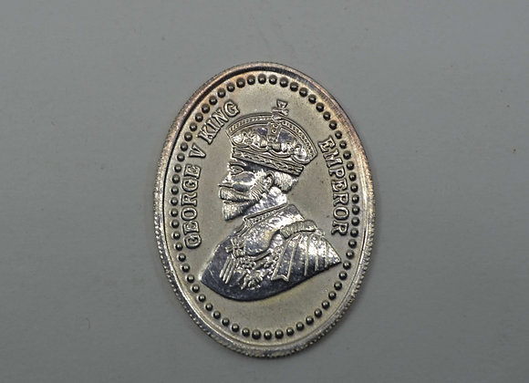 King George Coin