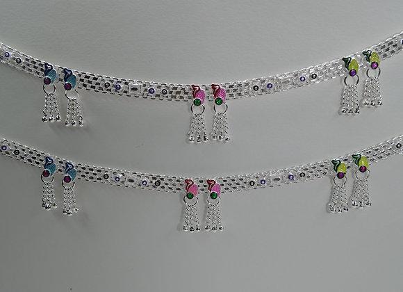 Silver Payal D3