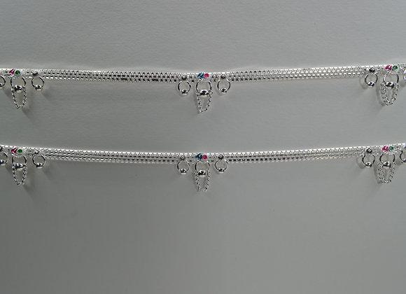 Silver Payal D4