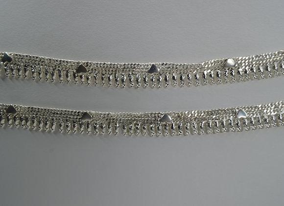 Silver Payal D7