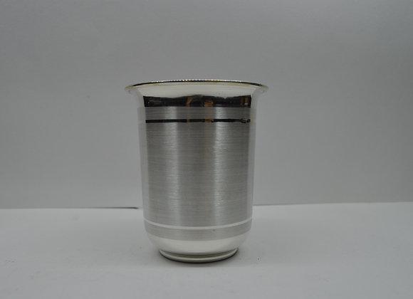 Silver Glass Small