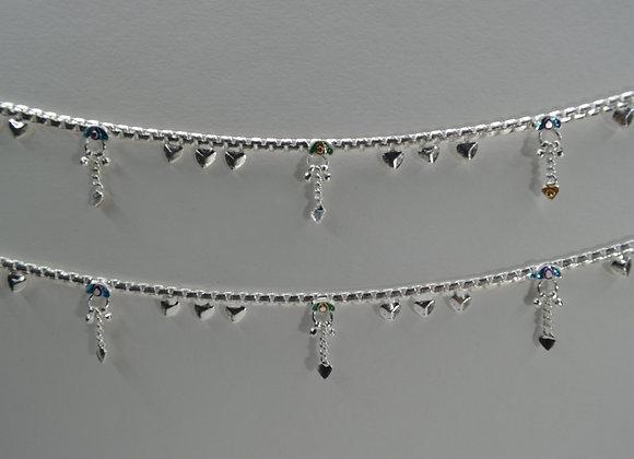 Silver Payal D11