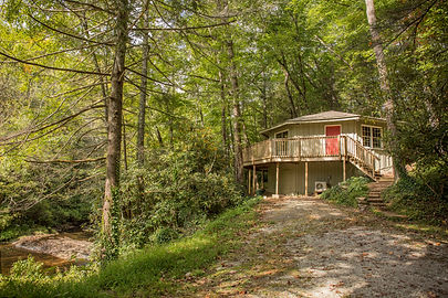 River House vacation rental in Sapphire Valley NC