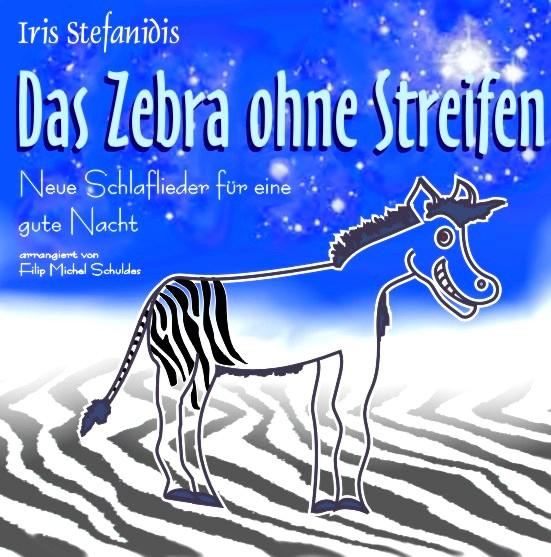 Das Zebra ohne Streifen