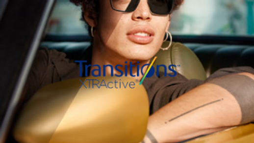 Transitions XtrActive Grey