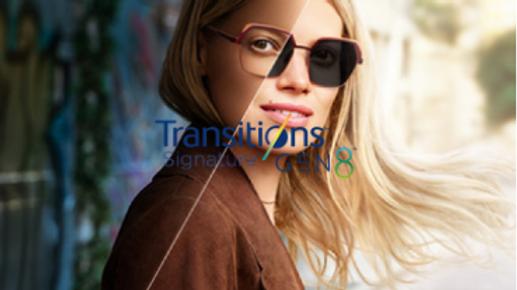 Transitions Sapphire