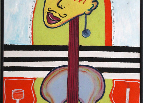 She only plays in E minor (60x43)