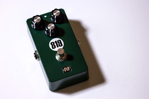 Pedaldiggers  819 OverDrive