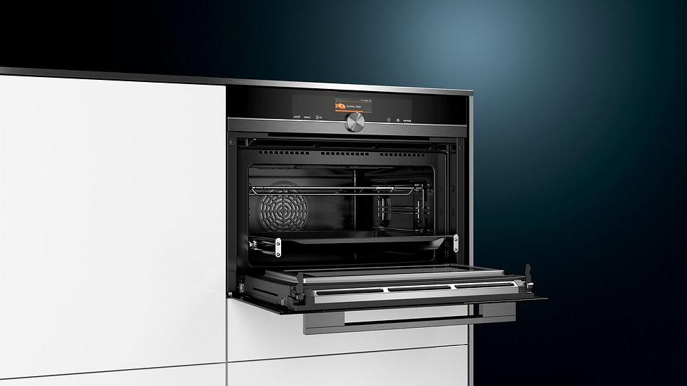 Siemens Backofen compact45 iQ700