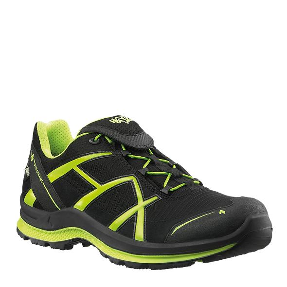 HAIX BLACK EAGLE ADVENTURE 2.0 LOW / BLACK CITRUS / GTX