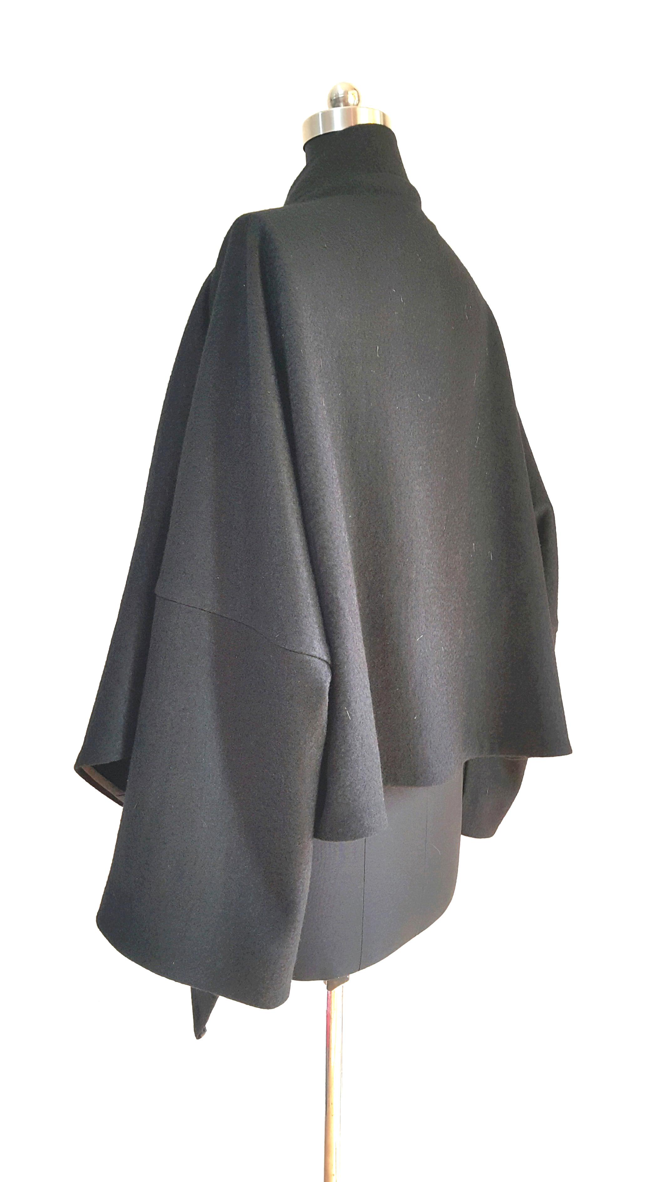 Zero-waste Kimono-jacket