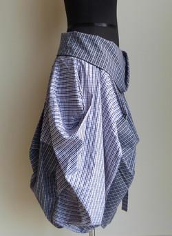 Square-wear Skirt Side
