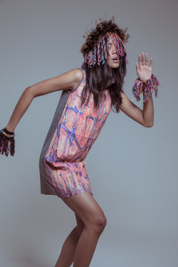 Art-a-Porter Shift Dress