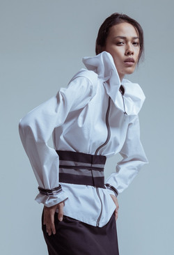 Square-wear shirt | Ethical Fashion