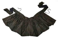 Skirt wrap-around