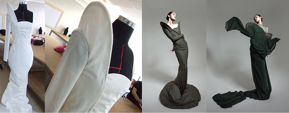 EWST fashionlab workshop provides guidance through fashion collection process to its realization