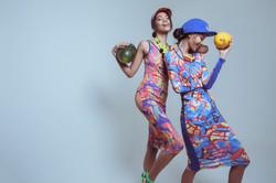 Knitted Summer dresses