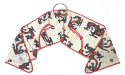 Impression Chinese batik top