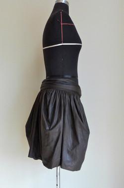Tulip Skirt Side