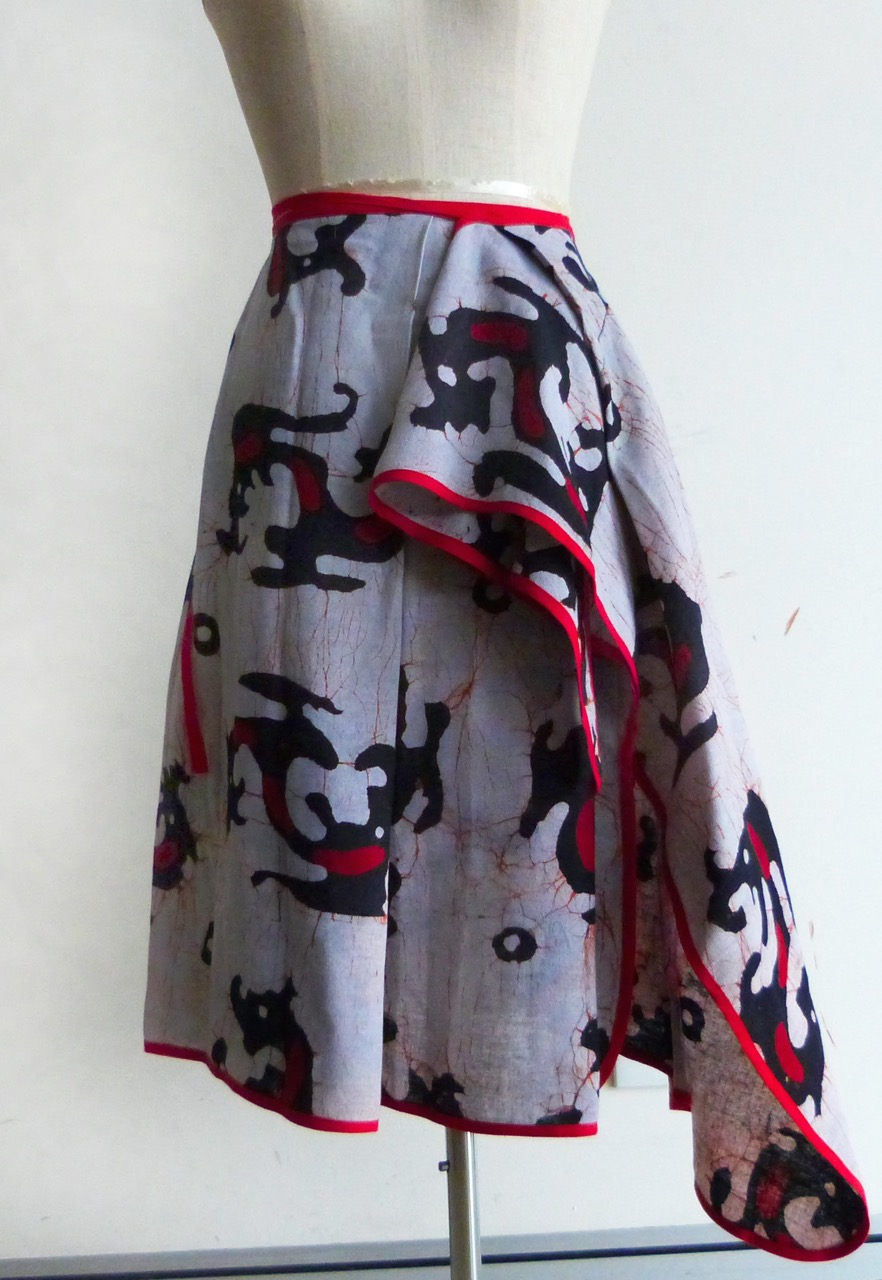 Chenese Batik Skirt