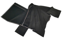 "Six-rectangles Kimono-jacket ""Manta"""