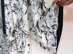 EWST Kimono-robe sleeve