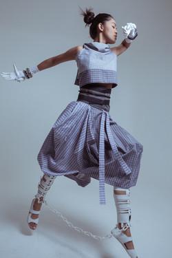 EWST Square-wear Skirt