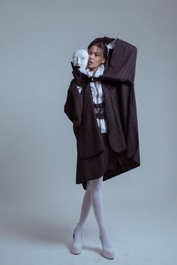 EWST Kimono Cloak
