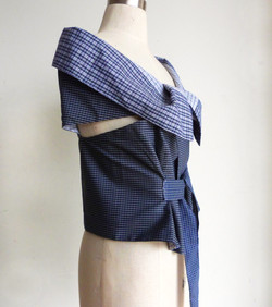 Square-wear top