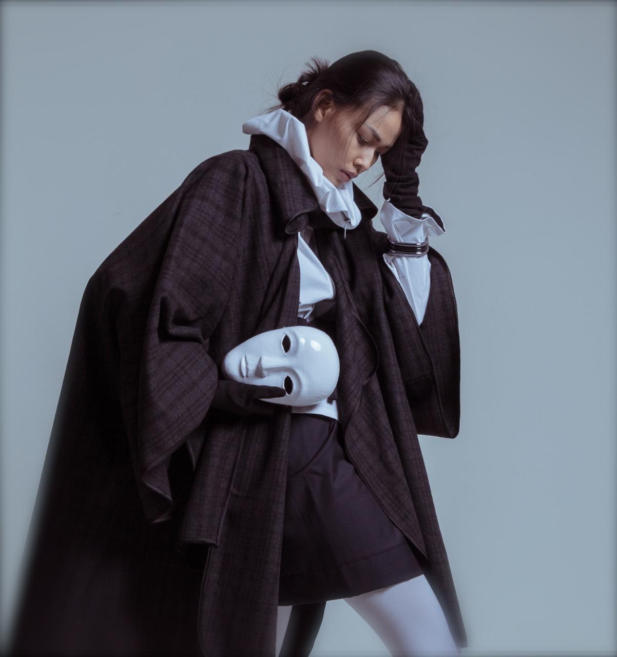 EWST Kimono Cape Coat