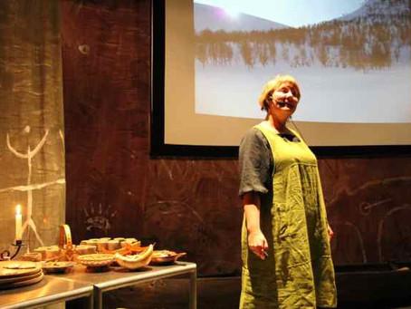 Färska råvaror i 6000-årig miljö!