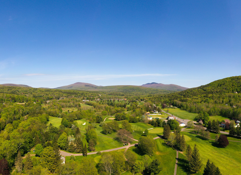 Windham Golf Course in the Catskills