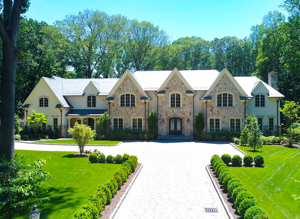 View of a Luxury Home