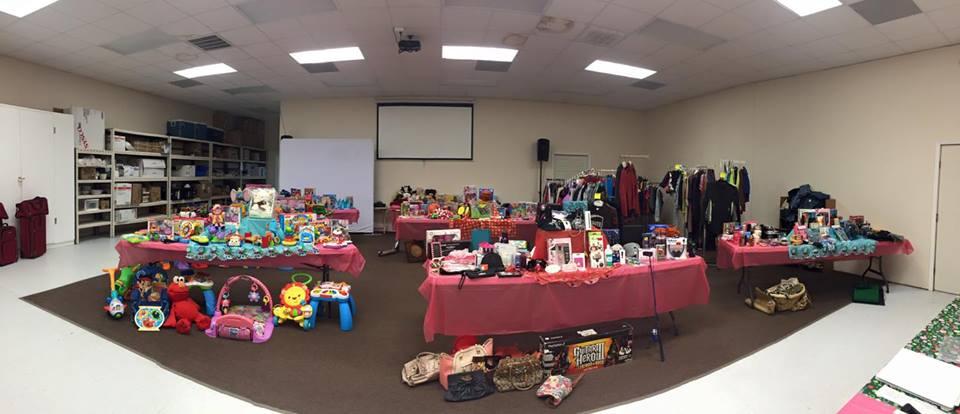 2015 Christmas Donations