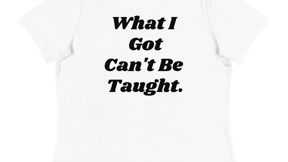 T-Shirt - Taught