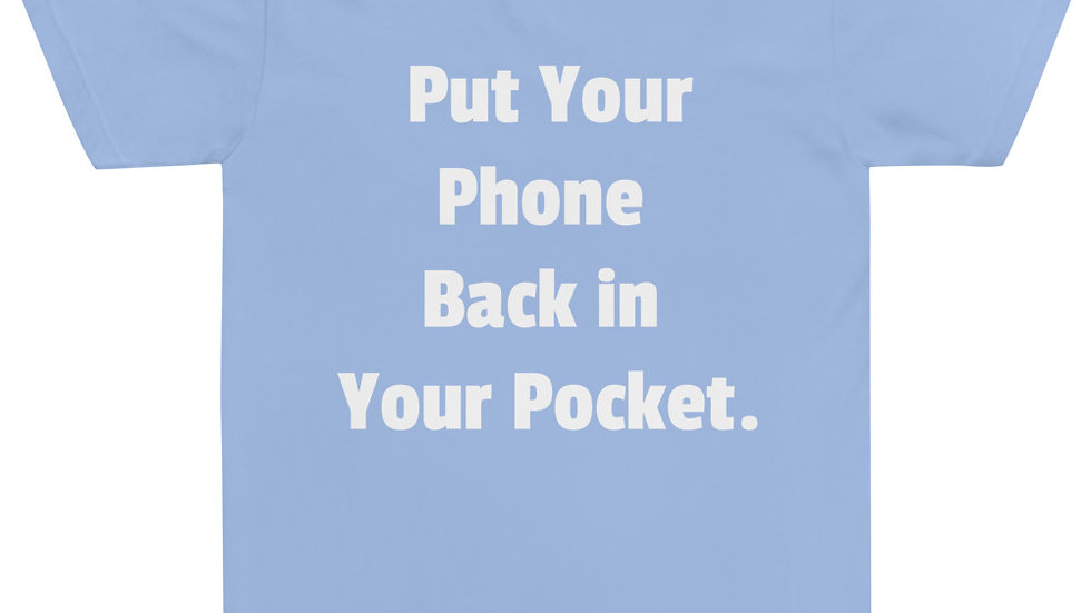 T-Shirt - Phone Away