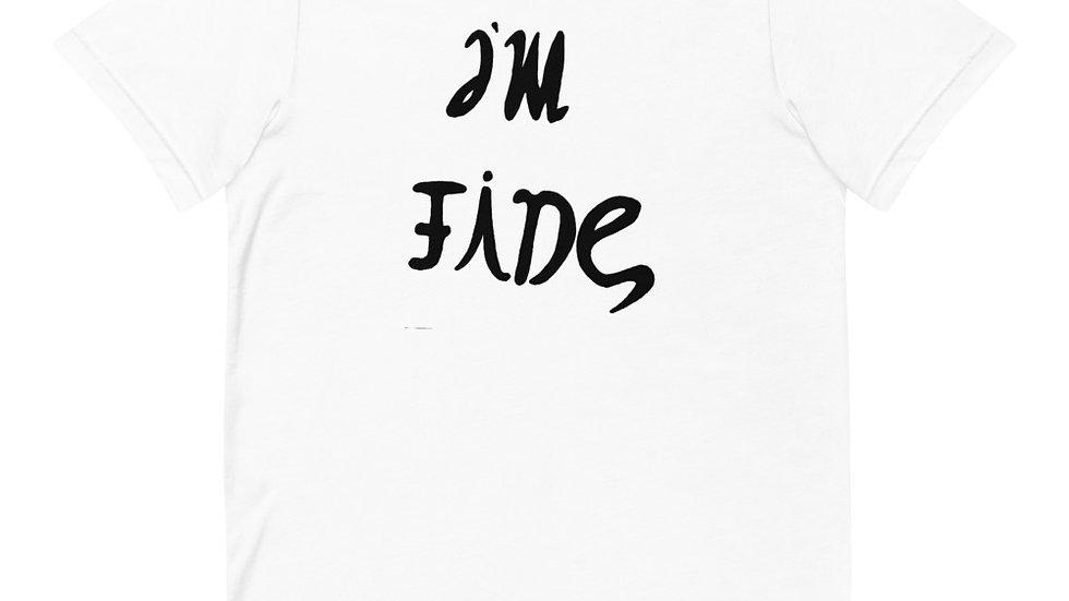 T-Shirt - I'm Fine