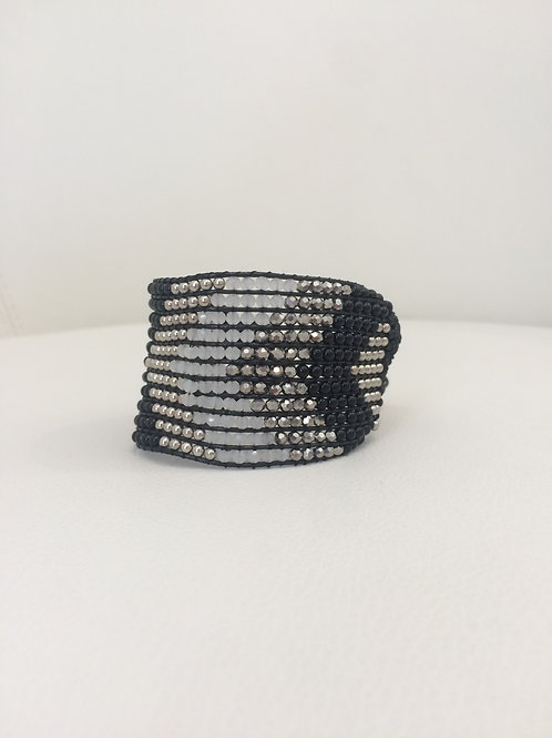 Handmade Beaded Adjustable Bracelet