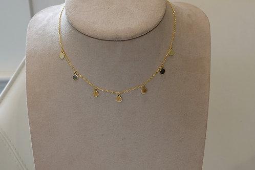 14k GF -Sterling Silver, Necklace/Choker