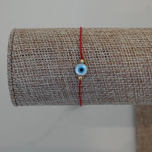 Evil eye lucky bracelet